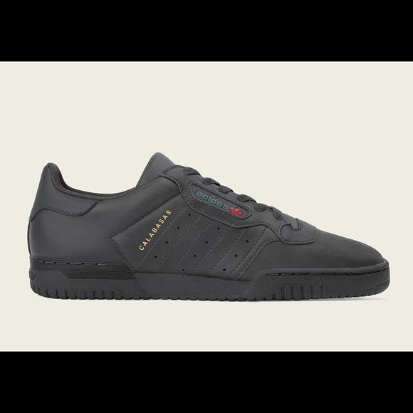 9c96525d67aab Adidas Yeezy Powerphase Calabasas Black Size 12